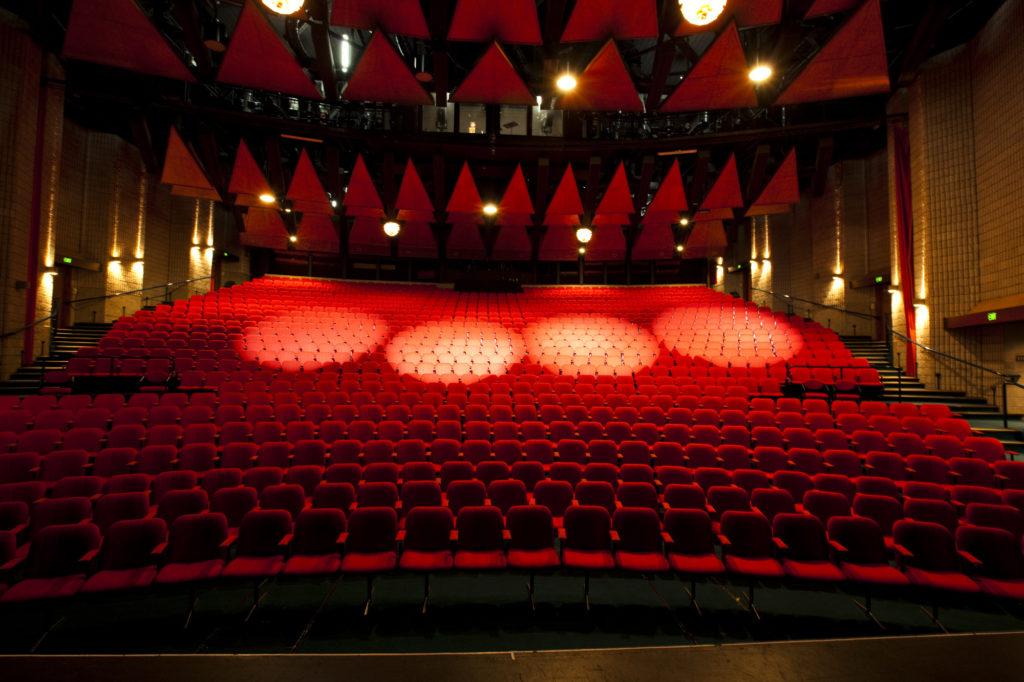 Townsville Civic Theatre auditorium