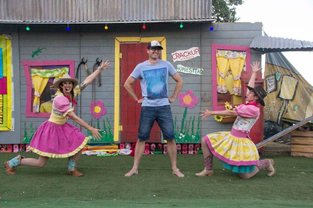 Isa Outback Fringe Festival 1