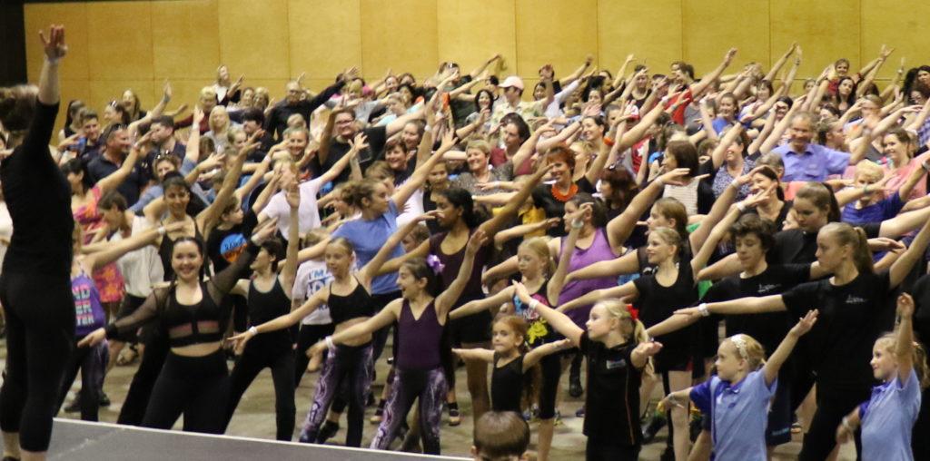 Mackay Tap dancing lesson record