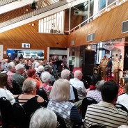 Burdekin Theatre buzzes for Jazz, Shiraz and Tapas