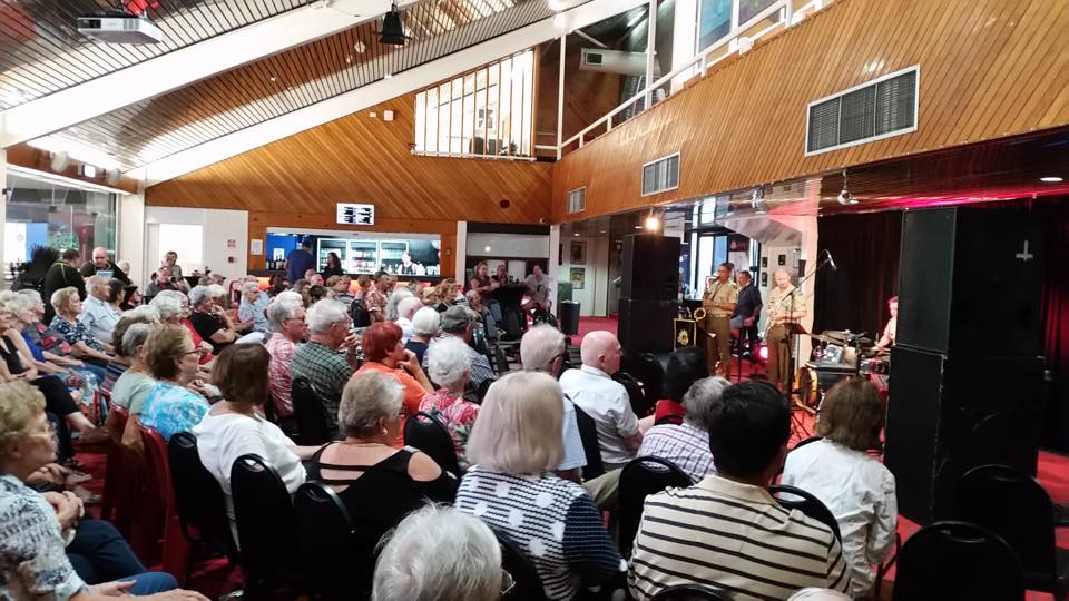 Jazz n Shiraz at Burdekin Theatre