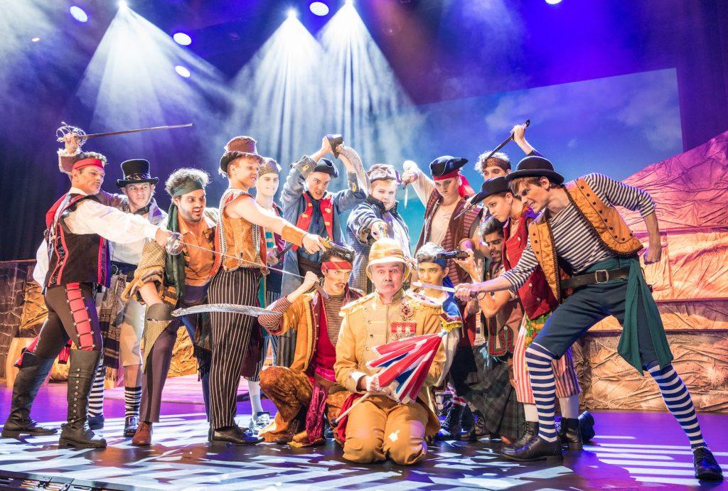 Empire Theatres production of Essgee's Pirates of Penzance, Toowoomba Queensland
