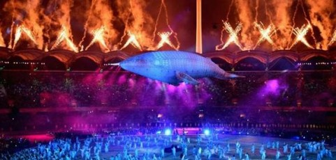 Queensland performers shine at Commonwealth Games opening and events