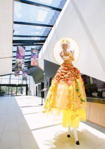 SunPAC's Foyer