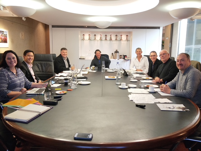 Stage Queensland meeting at QPAC