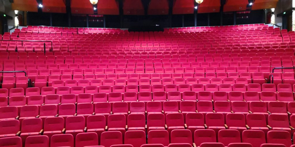 Townsville Civic Theatre new seats