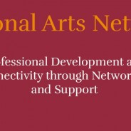 Regional Arts Network Webinar Series