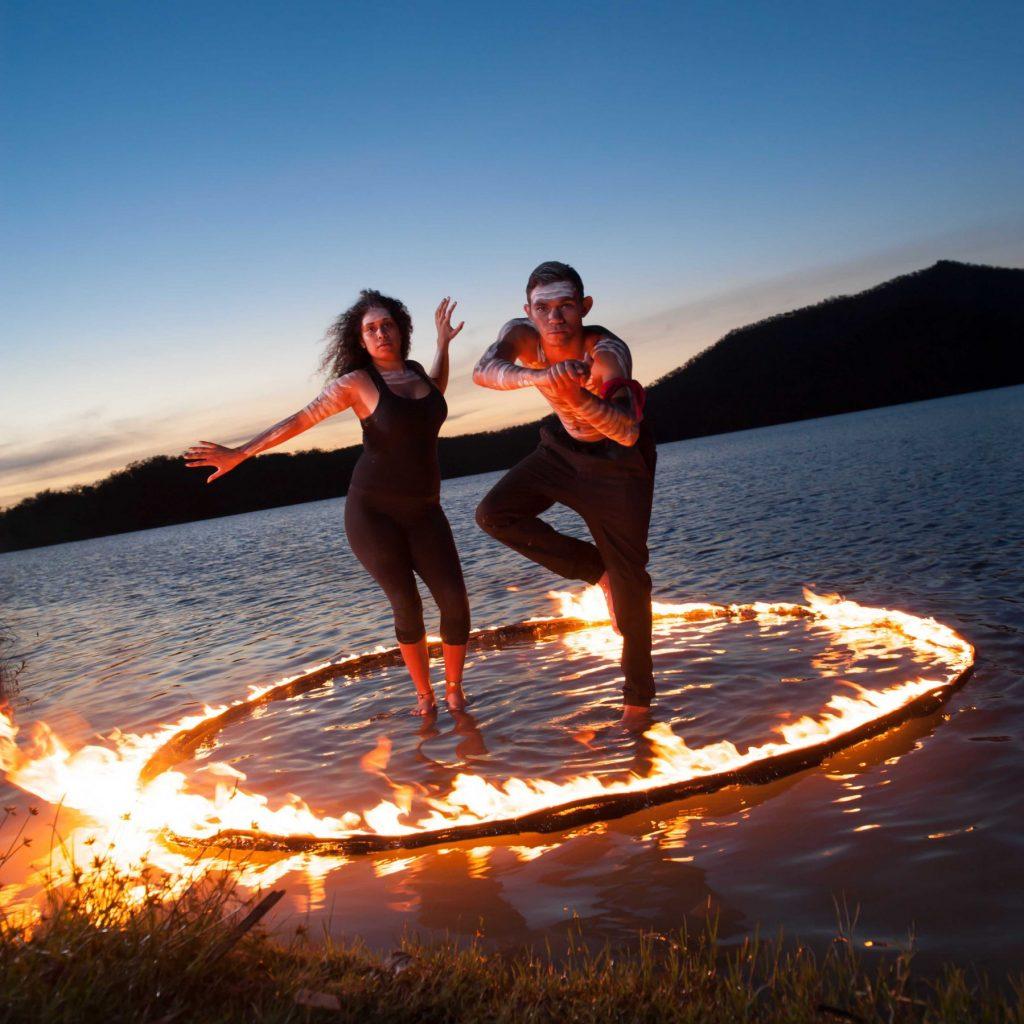 FOW1 - Arts Ablaze