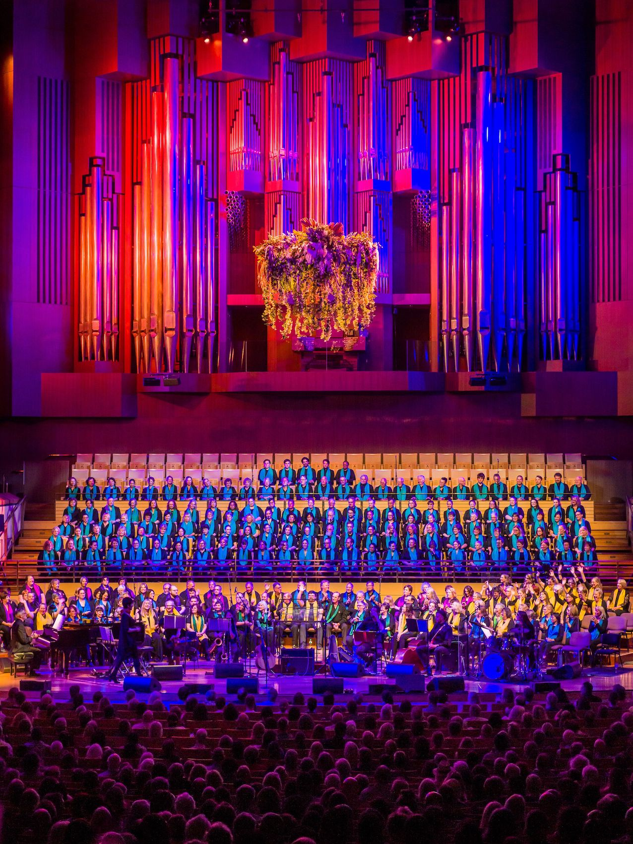 QPAC's Micah Projects Partnership brings the power of arts to heal into the spotlight.