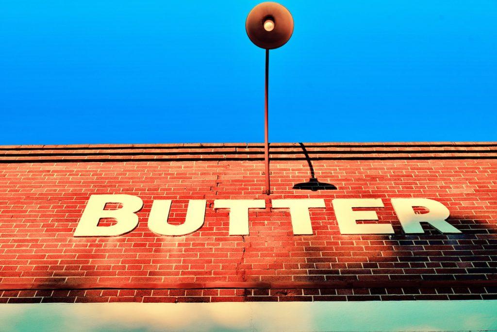 Kingston Butter Factory Photograph: Matthew Parr