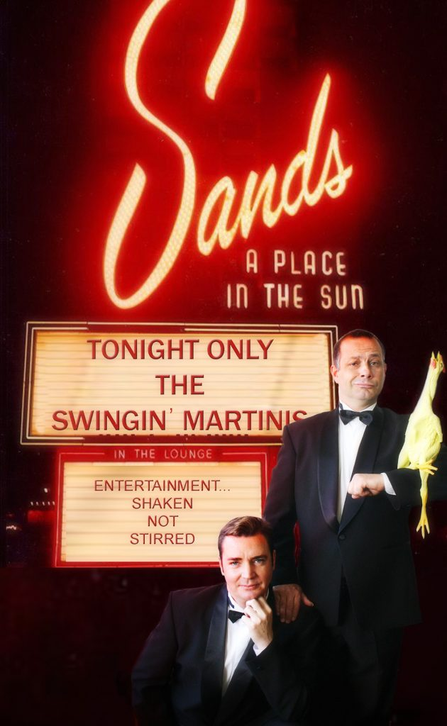 Red Chair's Swingin Martinis